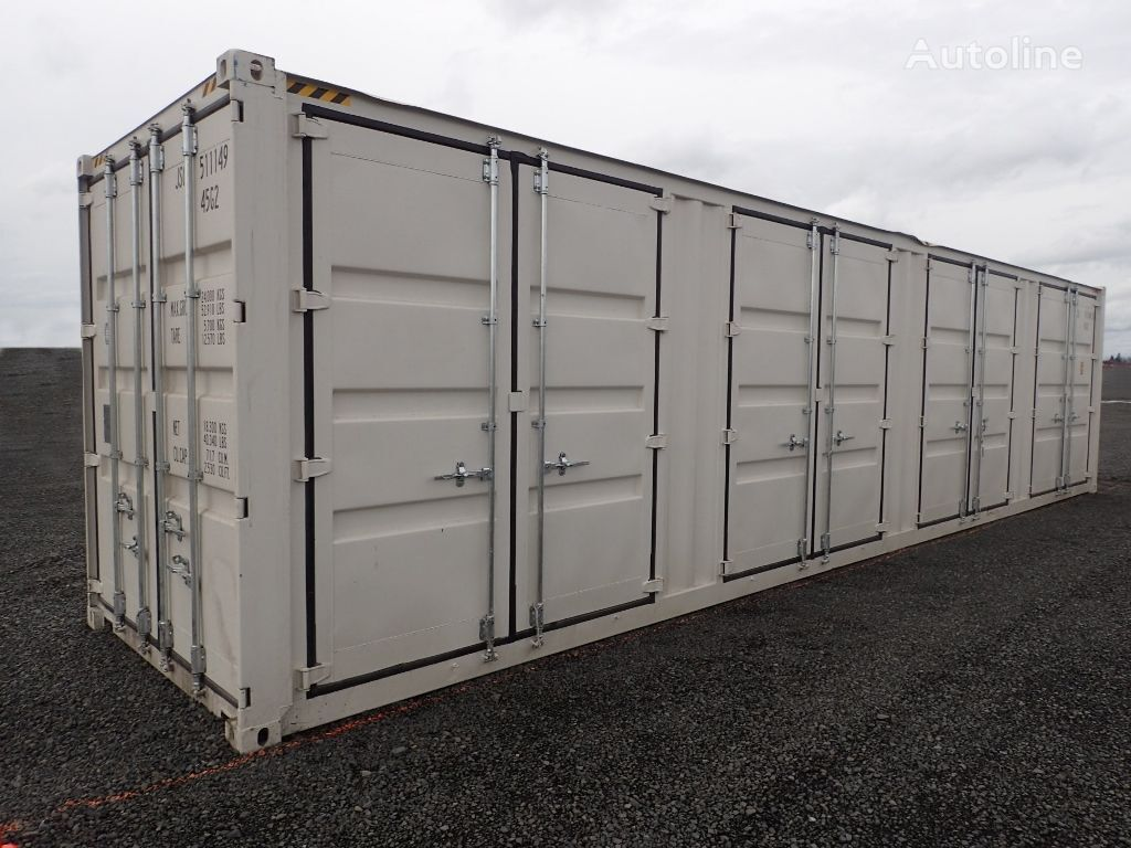 New HC-MULTI DOOR (ID: 17615) 40 feet container for sale, container