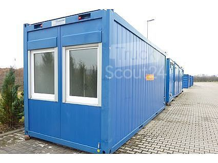 new CONTAINEX BM-20 office cabin container