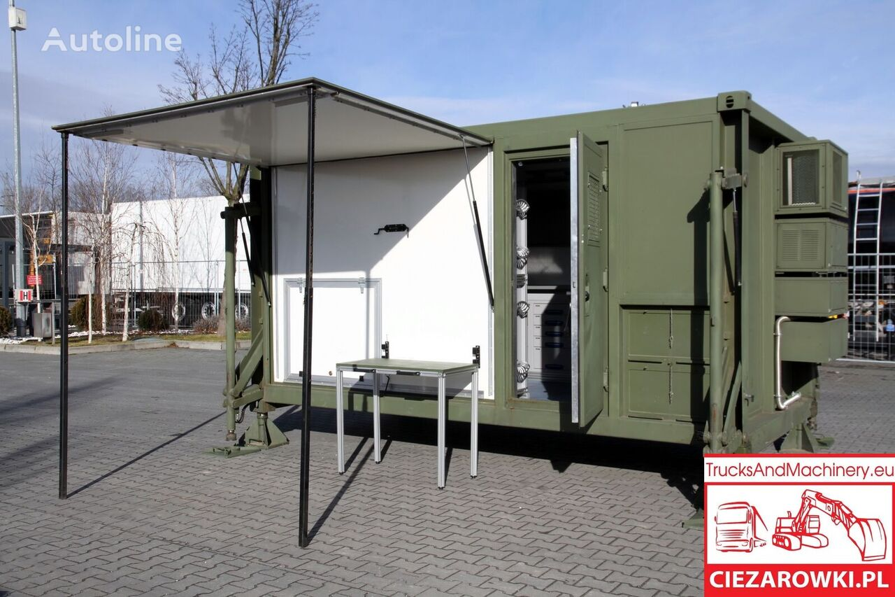 new ARMPOL / Military container body / NEW / UNUSED / 2020 other special container