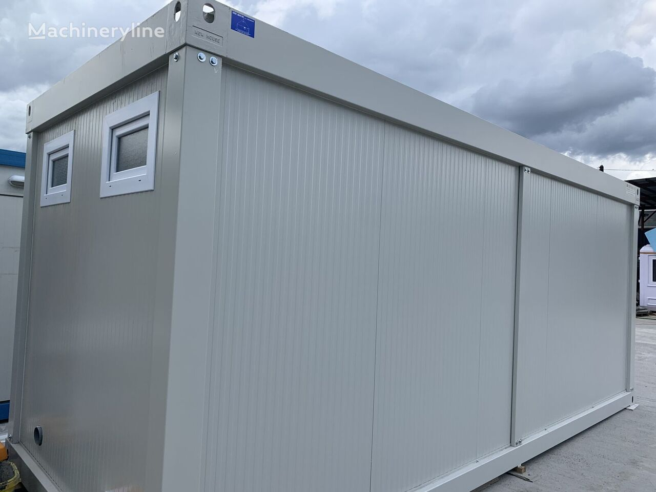 new sanitary container