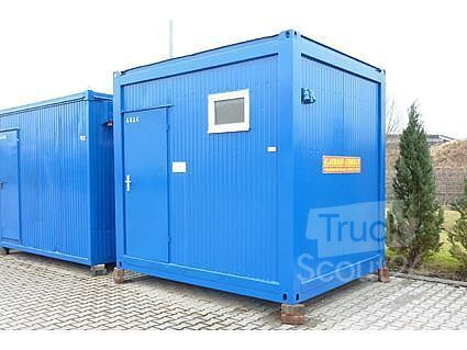 new CONTAINEX SA-10 sanitary container