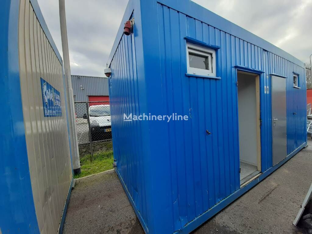Sanitairunit Toiletunit Collé WC Unit sanitary container