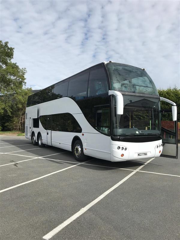 AYATS BRAVO DOUBLE DECK COACH double decker bus
