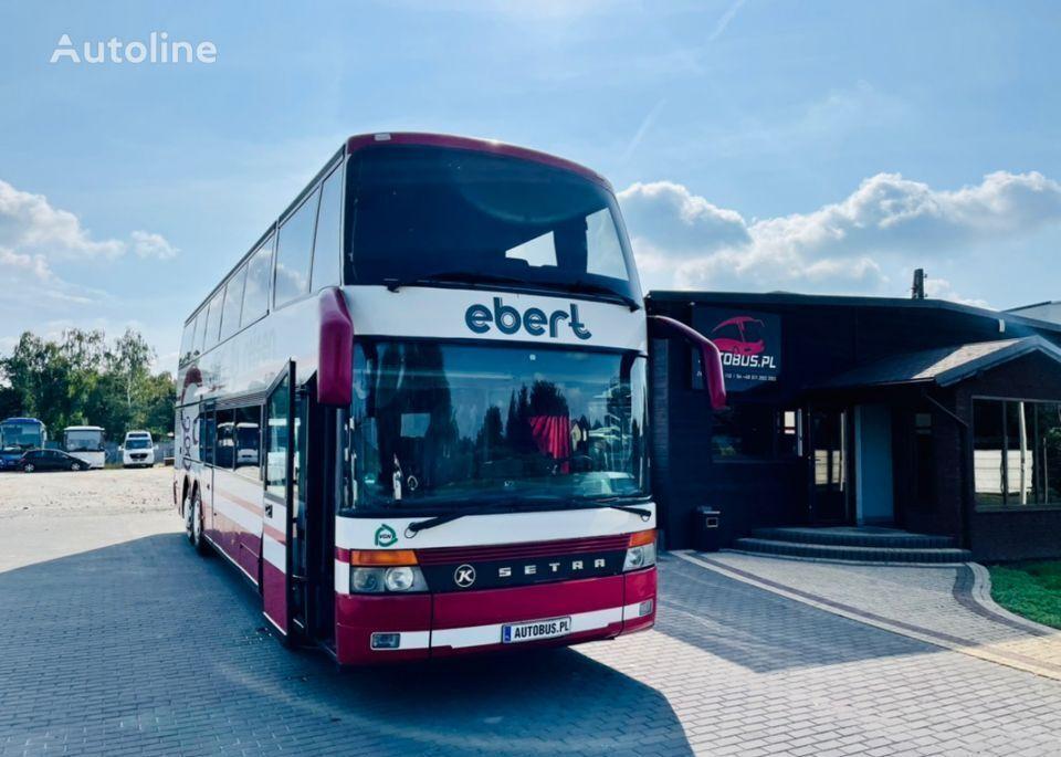 SETRA S328 DT SPROWADZONA Z NIEMIEC double decker bus