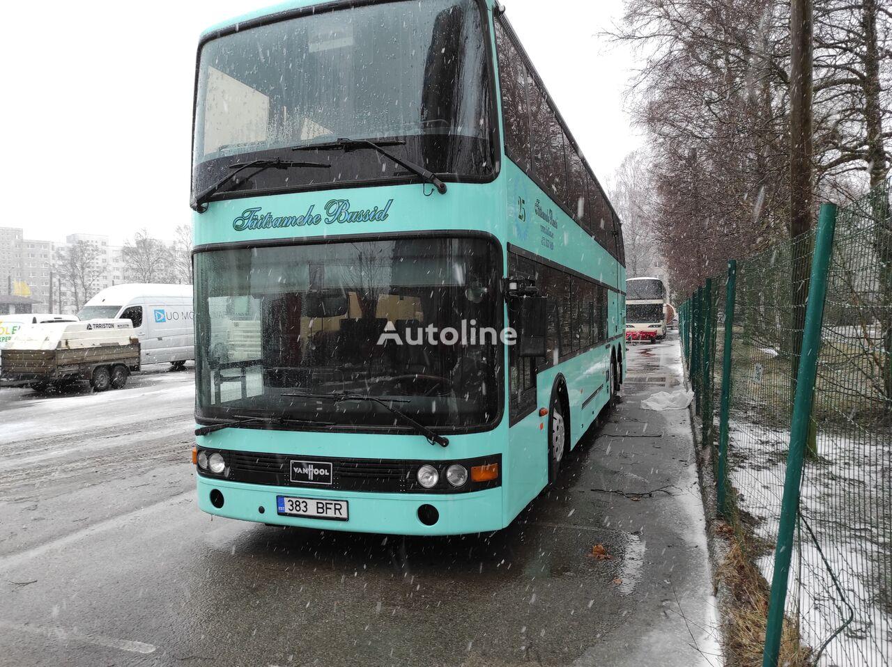 VAN HOOL double decker bus