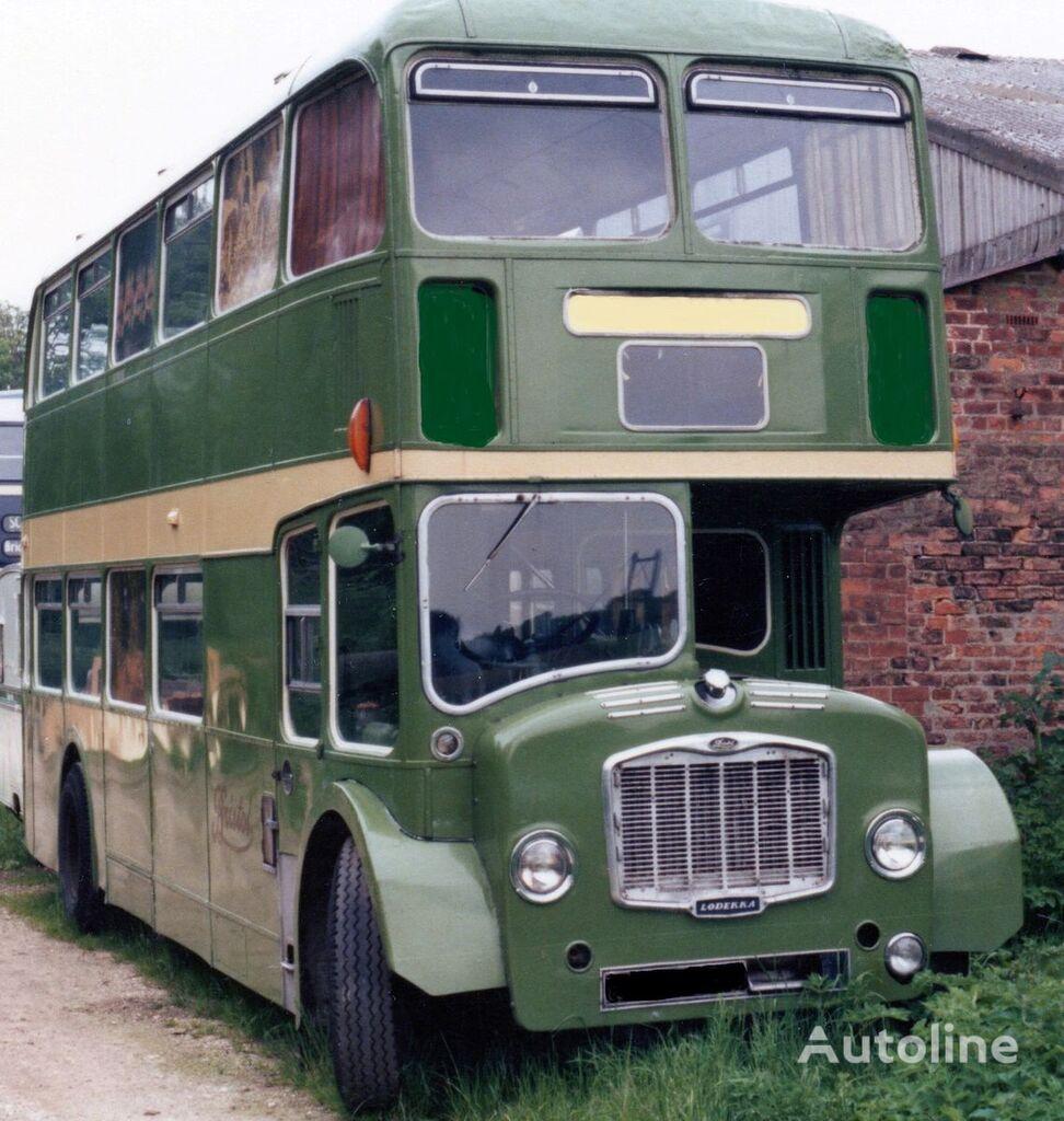 Bristol LODEKKA FLF Low Height British Double Decker Bus  double decker bus