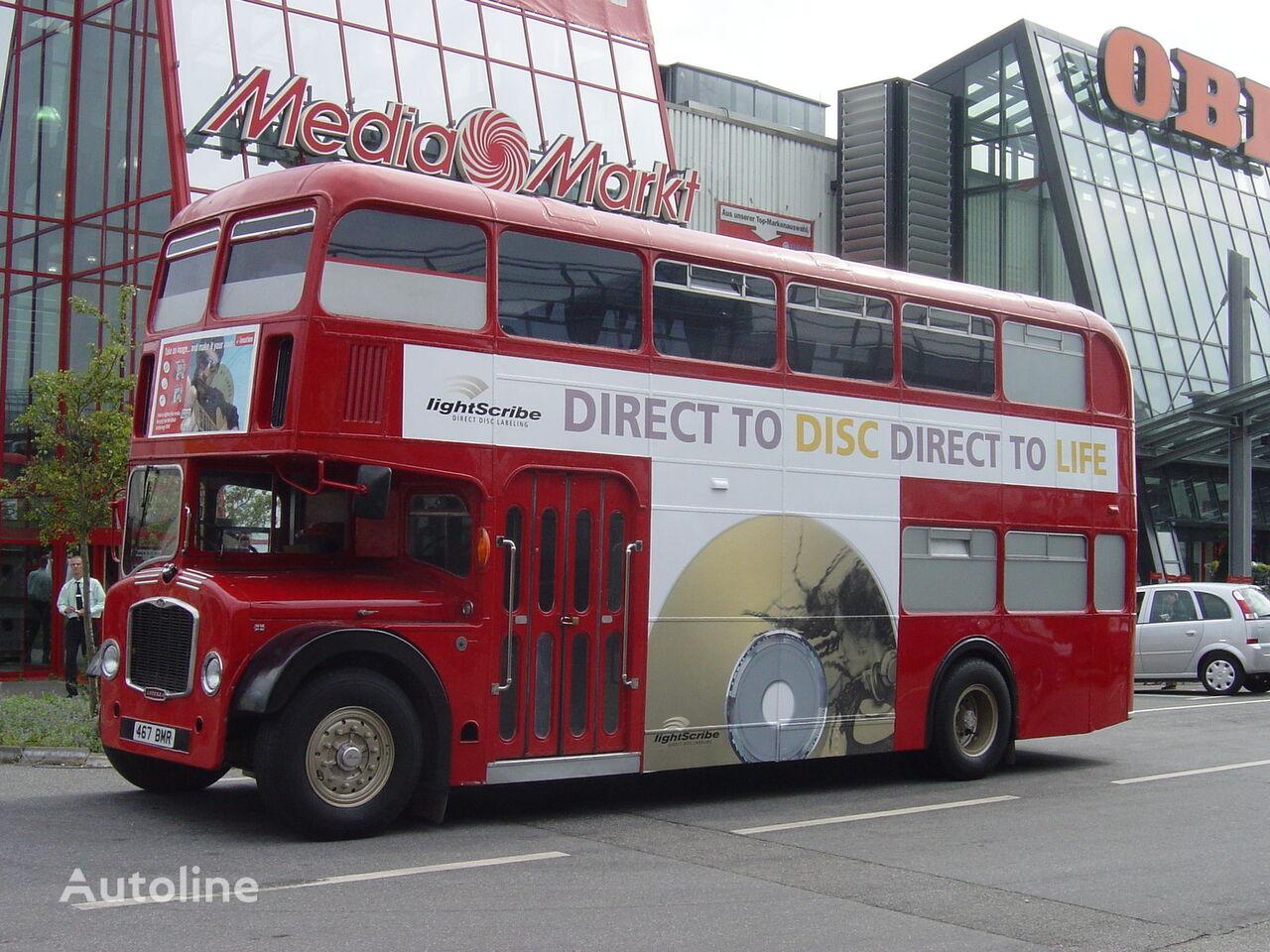 Bristol LODEKKA Low Height British Double Decker Bus Marketing Training  double decker bus