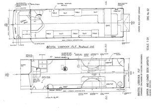 Bristol Lodekka Low Height British Double Decker Bus Marketing Training Double Decker Bus For Sale United Kingdom Ux15575