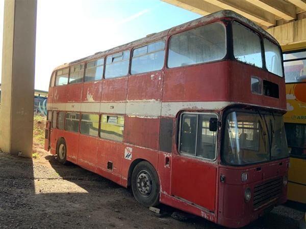 Bristol VR double decker bus double decker bus