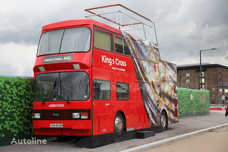 Daimler FLEETLINE British Double Decker Marketing Exhibition Training et double decker bus