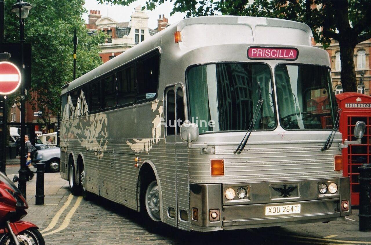 Detroit Diesel American Silver Eagle MK 05 Coach double decker bus