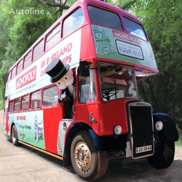 Leyland Titan PD3 Rear Entrance double decker bus