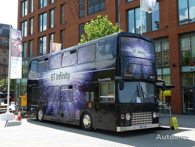 MCW Metrobus - Promotional Unit double decker bus