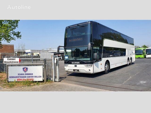 SCANIA Astromega E-6 double decker bus