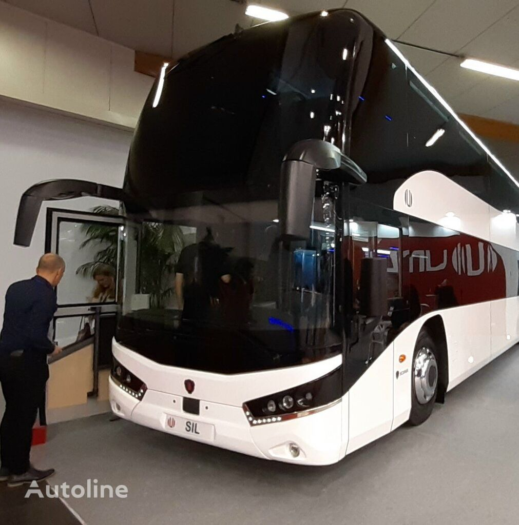 new SCANIA K490EB 6x2; Doppeldecker, lieferbar zum Spezial-Sonderpreis double decker bus