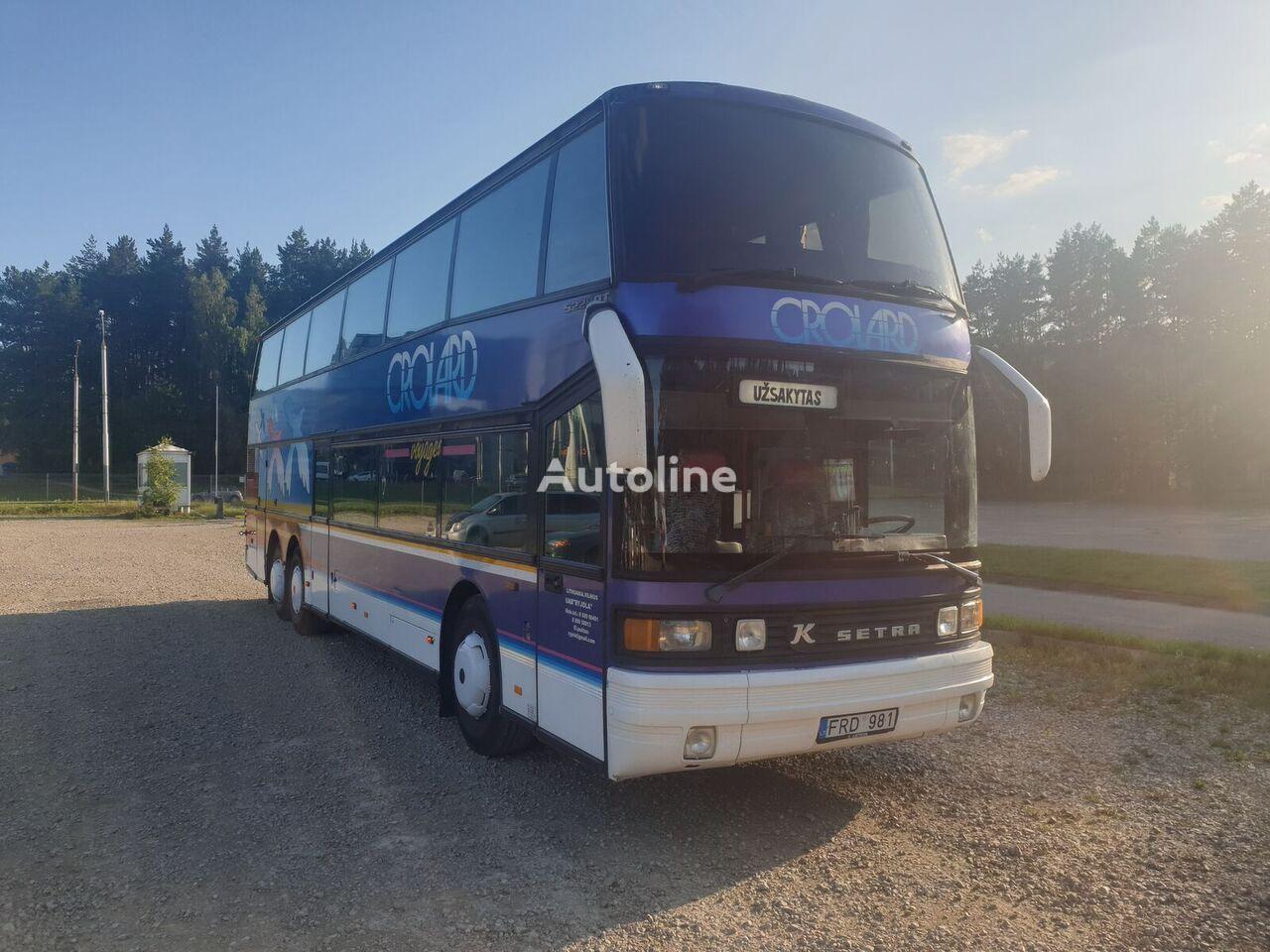 SETRA 228 double decker bus