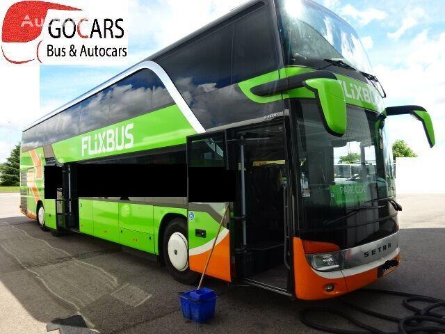 SETRA S431 431 DT  double decker bus