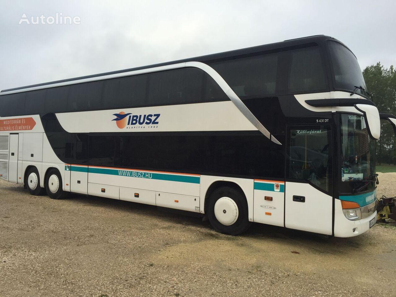 SETRA S431 DT double decker bus