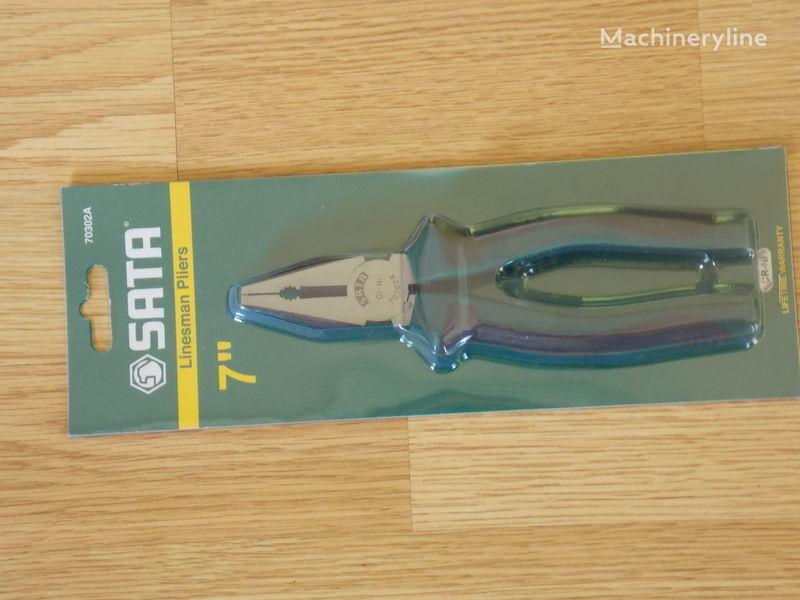 Szczypce uniwersalne Kombiniarki 7' automotive tool