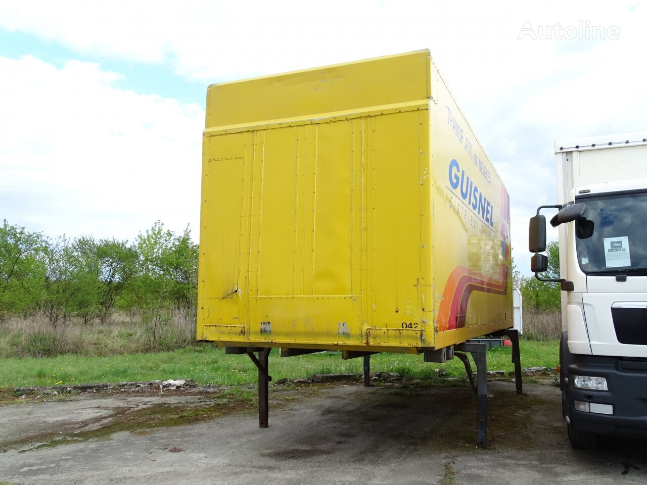 box truck body