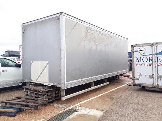 CAJA CERRADA box truck body