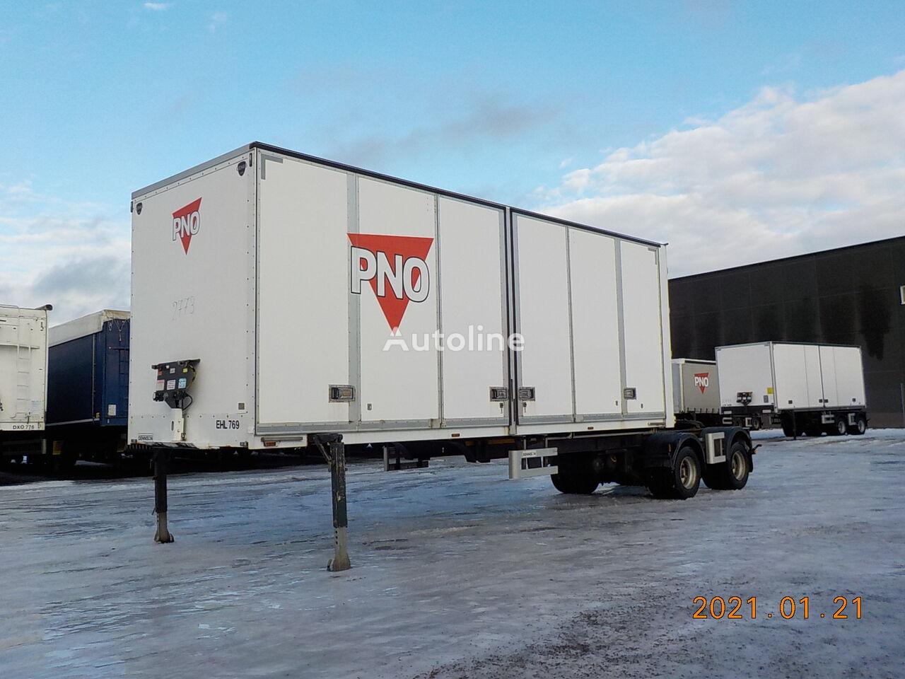 DENNISON  EHL769 box truck body