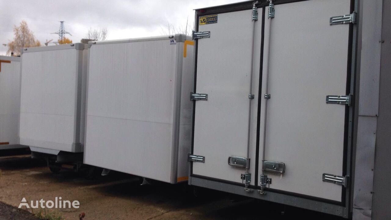 new Istok box truck body