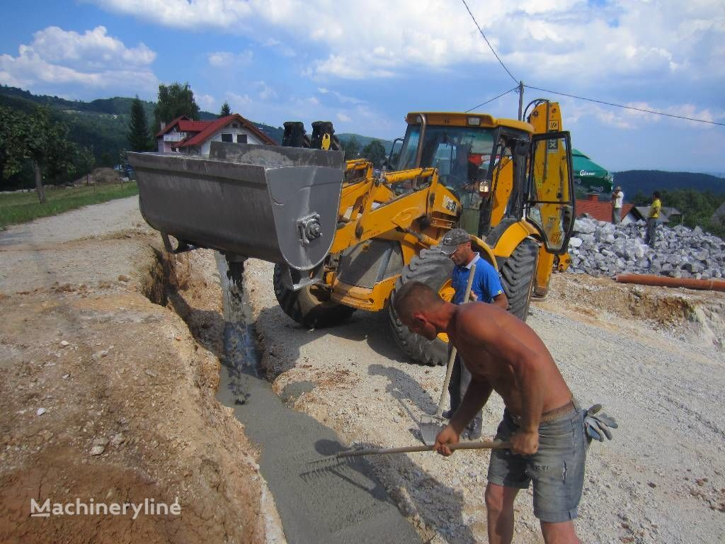 new Betonmischscaufel / Concrete Mixing bucket concrete mixing bucket