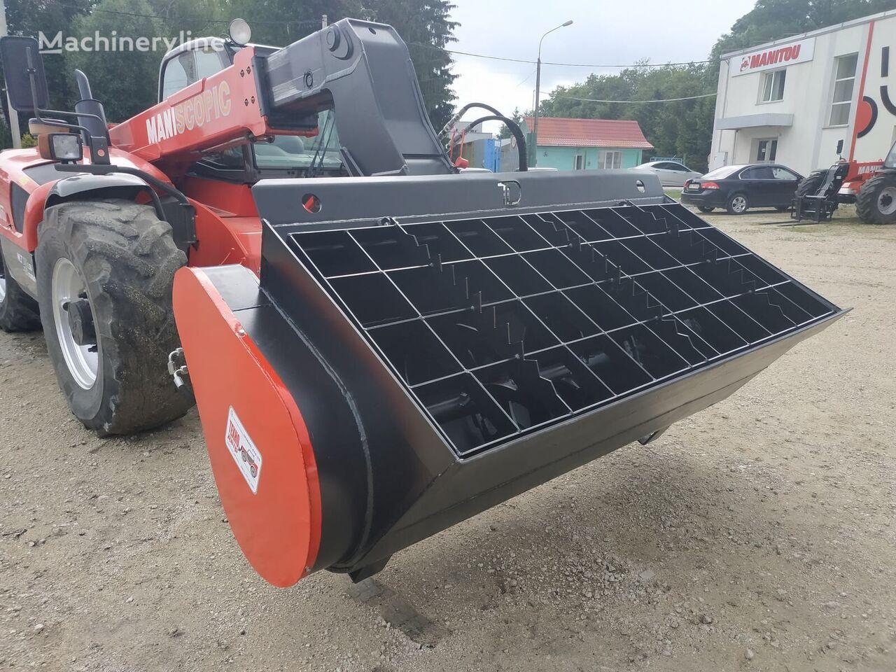 new MANITOU Kovsh-mikser kovsh - betonomeshalka concrete mixing bucket