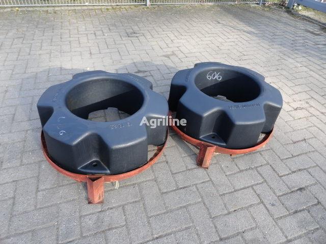 new CASE IH Hinterradgewichte CNH 454 kg counterweight