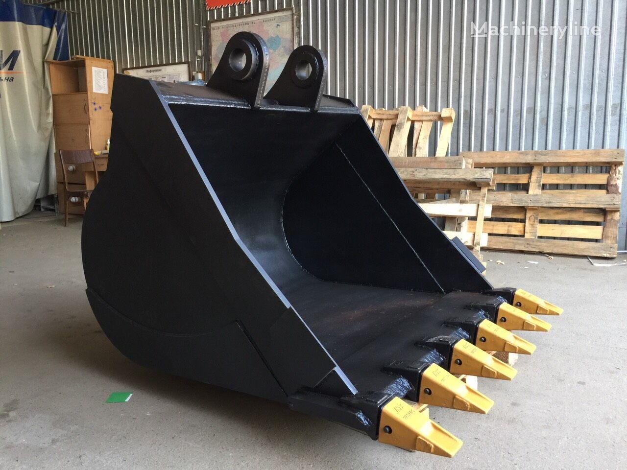 new novyy 1.2 m.kuba koronki+ adaptory digger bucket
