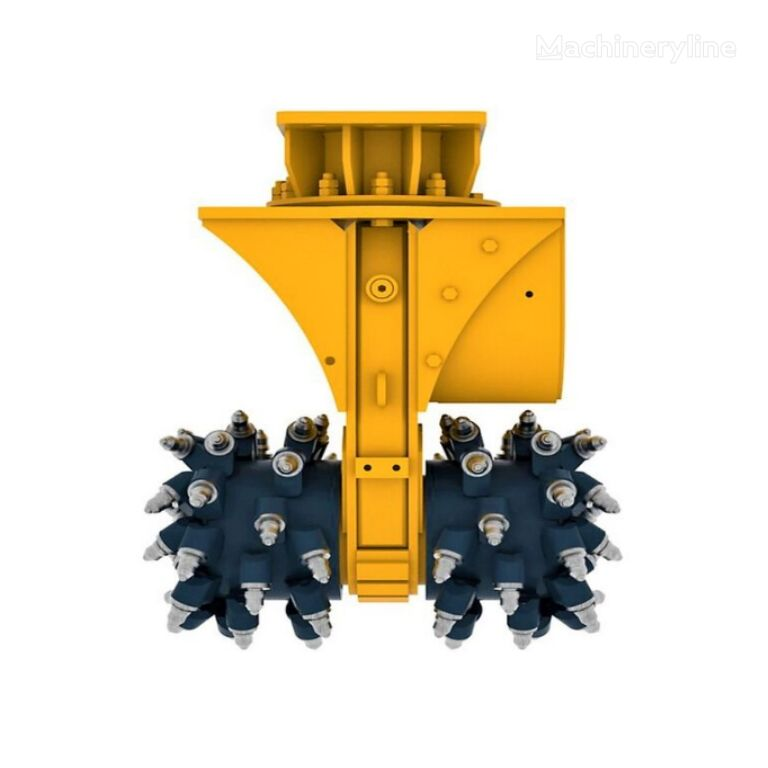 new Double Drum Cutter (MDC-30) for 23-35 ton Excavator drum cutter