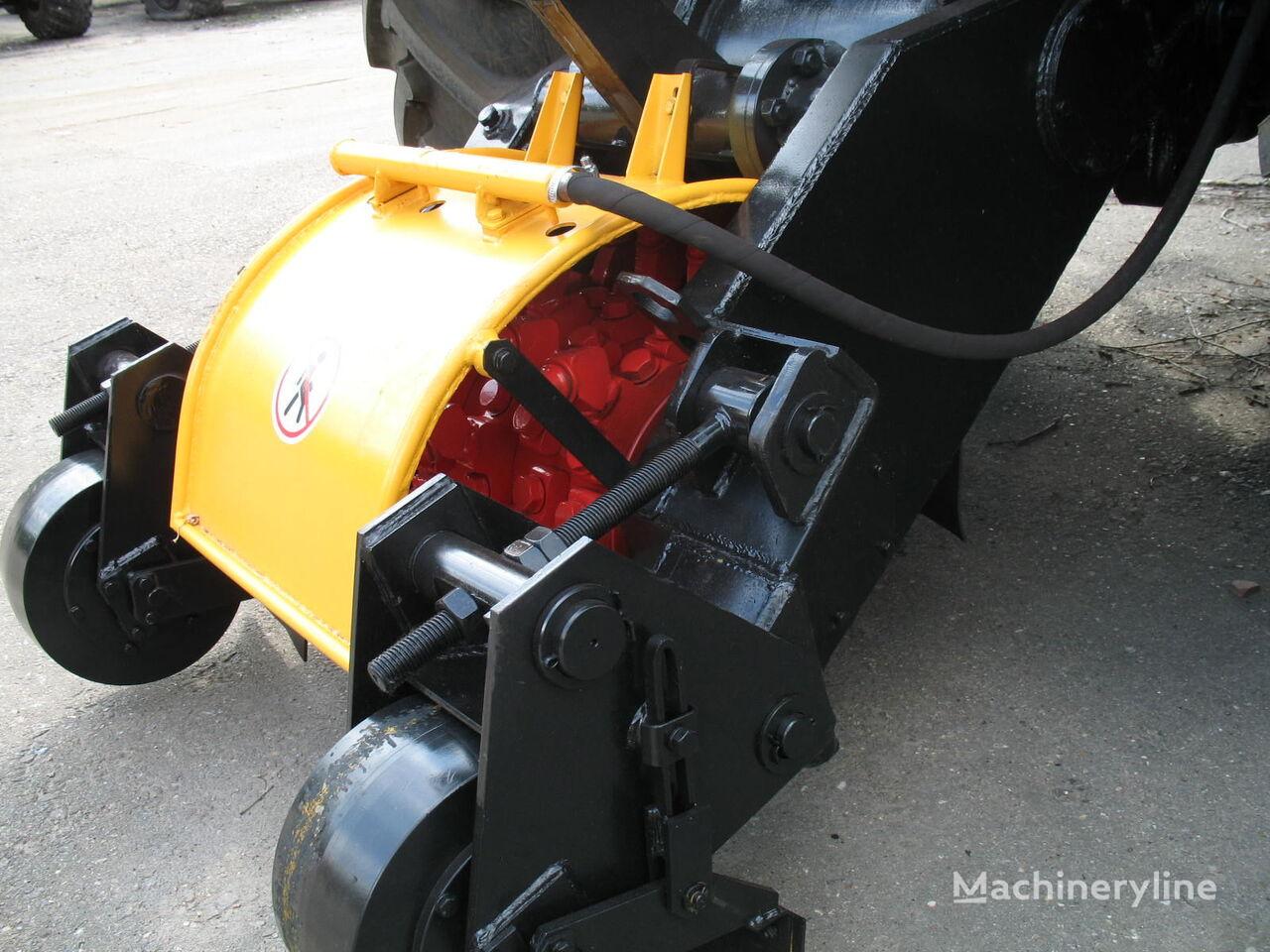 freza navesnaya na traktor MTZ drum cutter