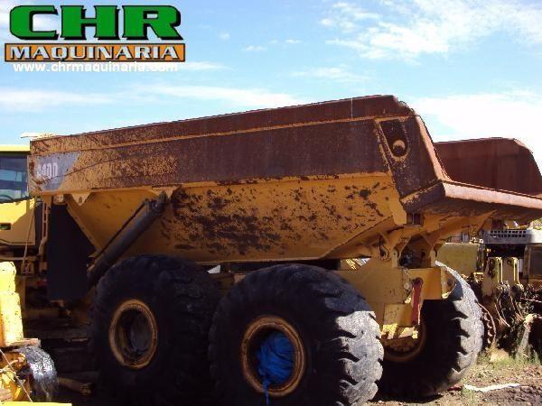dump truck body
