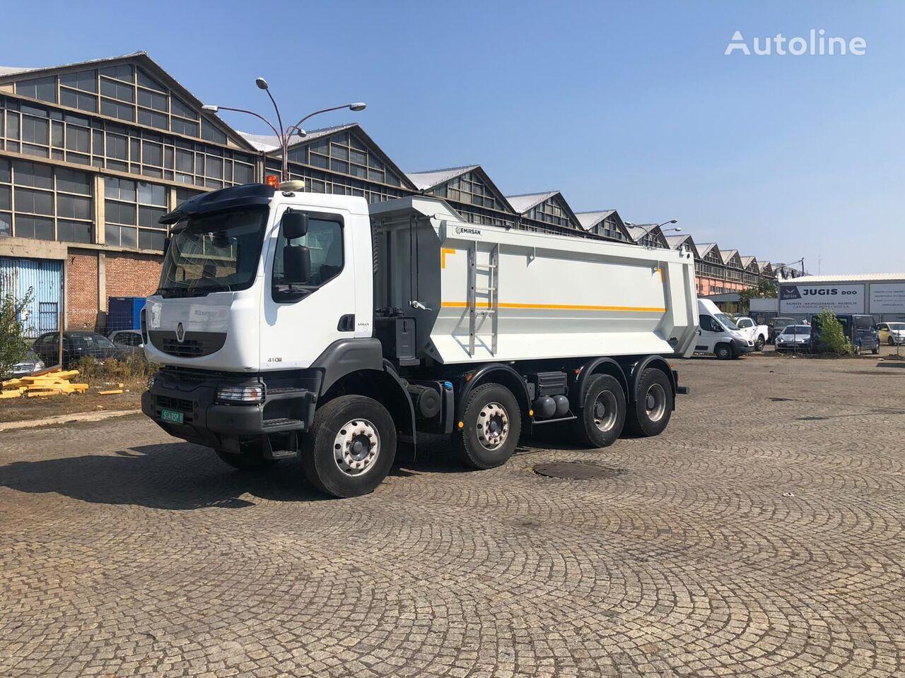 new Emirsan Truck Tipper Body dump truck body