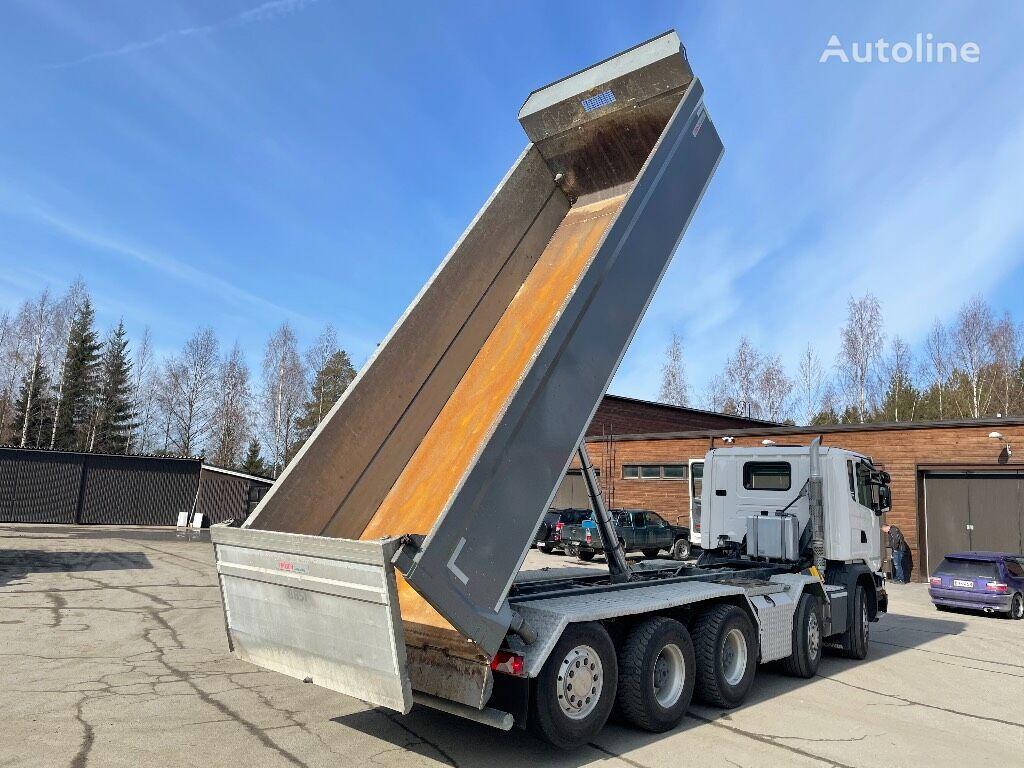 Trösch 2 kaato lavapaketti dump truck body