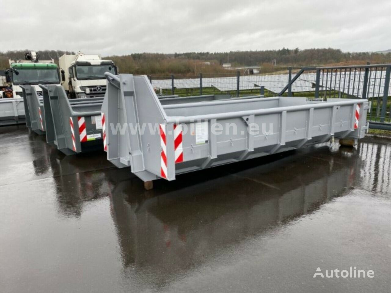 Abrollcontainer am Lager /  Sofort lieferbar dump truck body