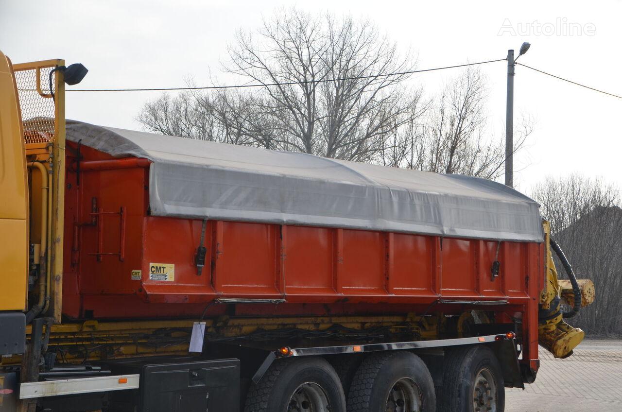 CMT ALR 01 dump truck body
