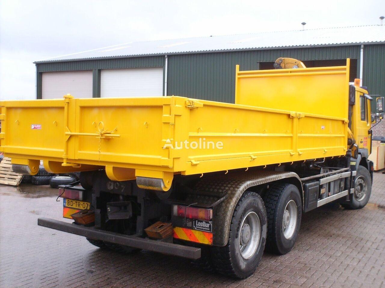 new Container producten dump truck body