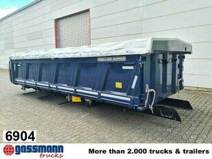 new MEILLER 3-Seiten dump truck body