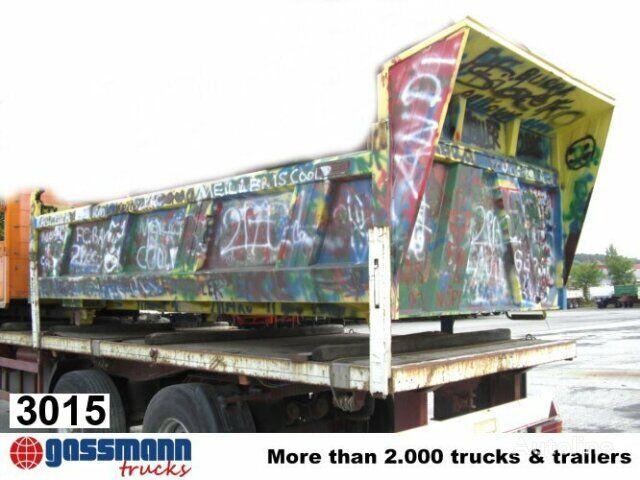 MEILLER Kippaufbau dump truck body