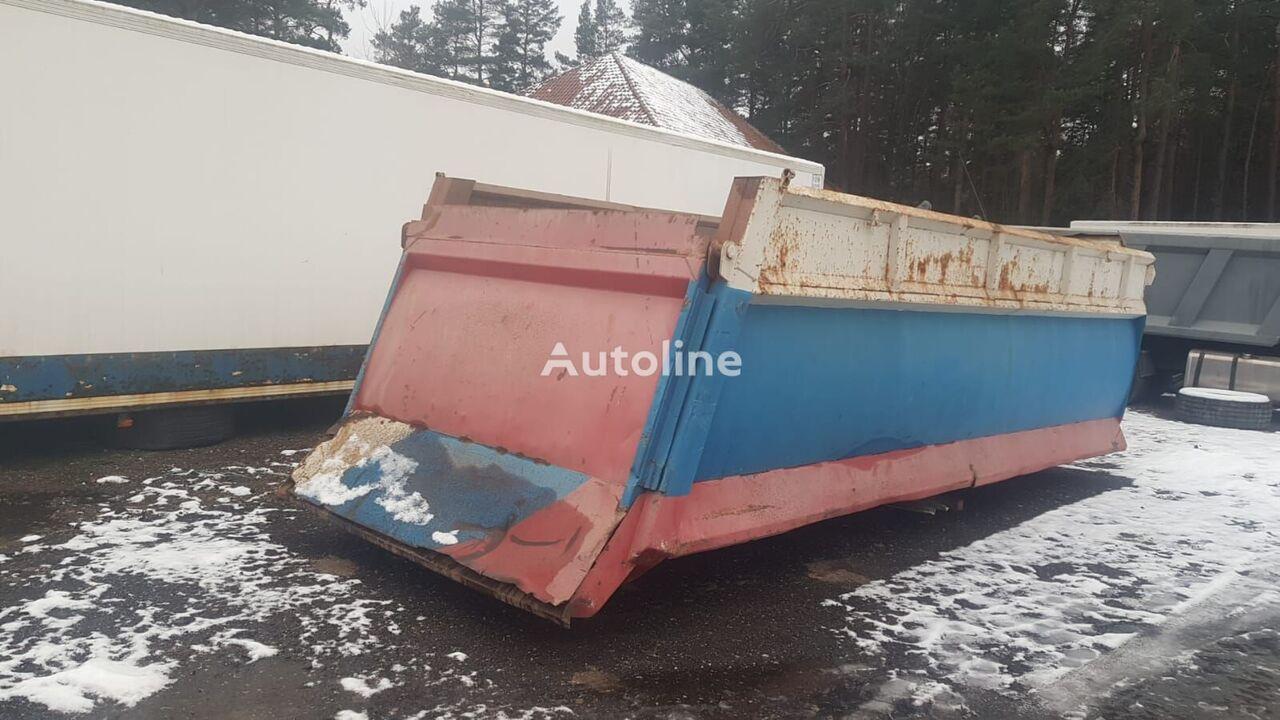 VOLVO FM12 dump truck body
