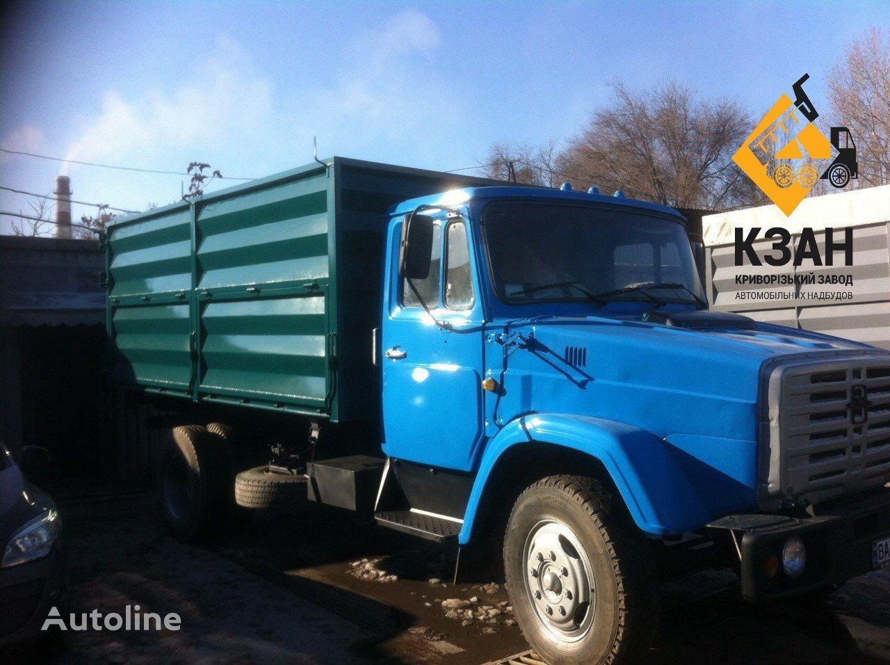 new ZIL Gazon, Gaz, Valday dump truck body