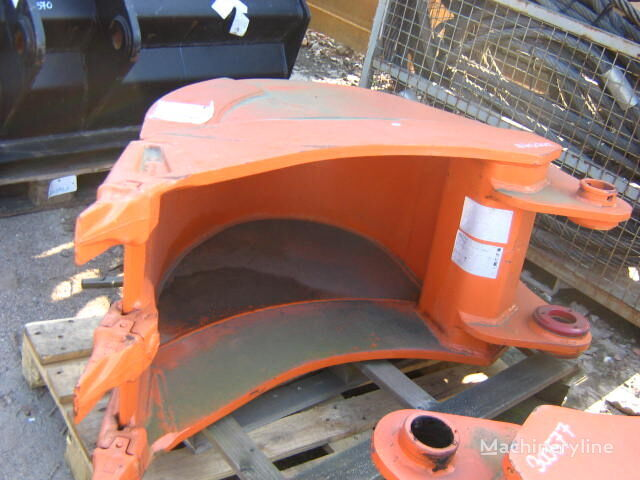 new FIAT-HITACHI excavator bucket