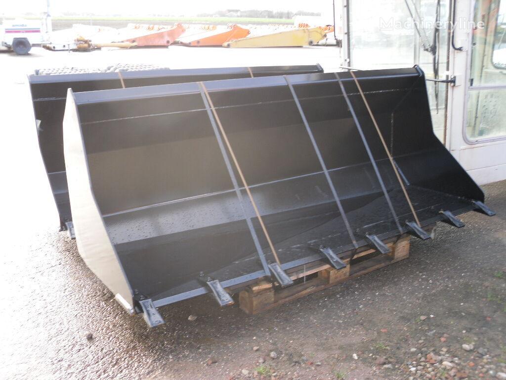 new FIAT HITACHI excavator bucket