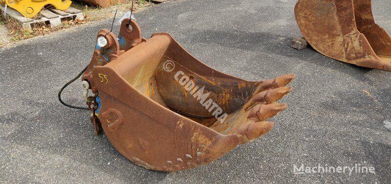 KOMATSU GODET TERRASSEMT 600MM ARDEN QA21 excavator bucket