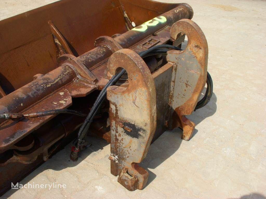 VERACHTERT (976) 2.40 m CW 30 S GLV / bucket excavator bucket