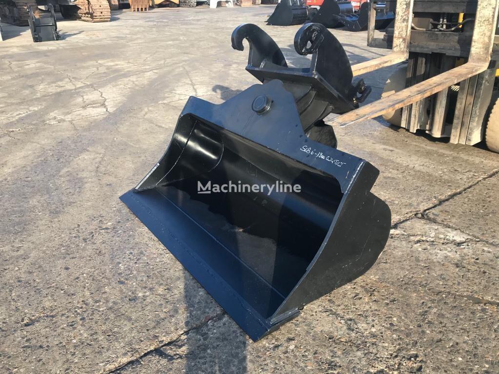 new VERACHTERT cw40 kantelbak excavator bucket