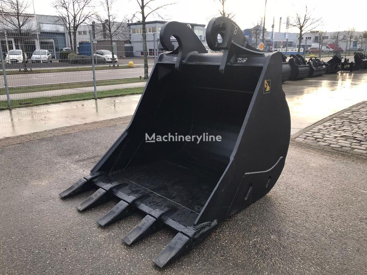 new VERACHTERT cw55s tandenbak excavator bucket