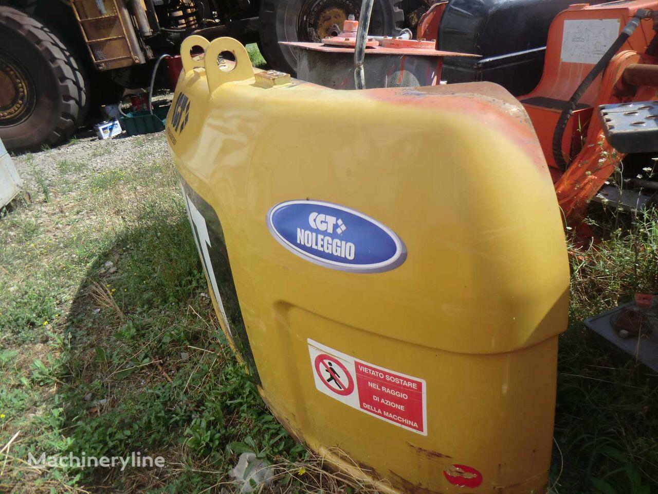 COUNTER WEIGHT excavator counterweight